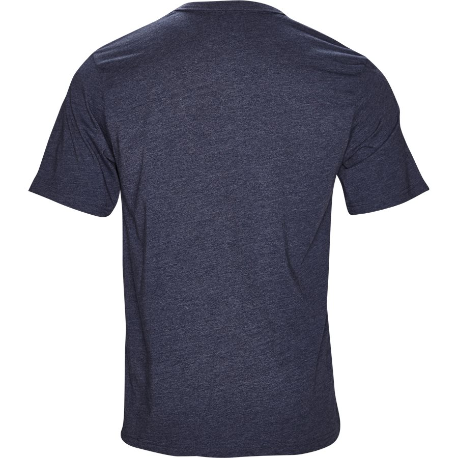 OREGON - Oregon - T-shirts - Regular - DENIM MELANGE - 2